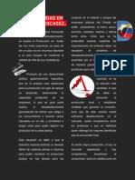 Gerencia de Mercado y Generacion de Nuevos Productos Frente a La Actual Escasez en Venezuela.