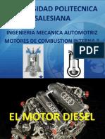 El Motor Diesel Parte 1