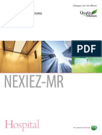 Hospital Bed Brochure MEXIEZ MR