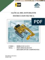 Manual Principios Componentes Hidraulica Gat 4 Caterpillar