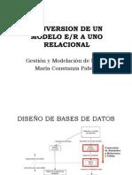 8 Conversion Mer-relacional