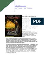 Apóstoles y Profetas Del Tarot y La Numerología