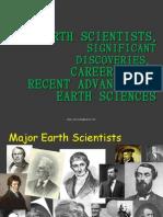 SCE 201 (Earth Scientist)!