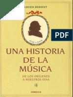 Historia de La Música,Rebatet