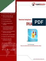 Course Syllabus PTPV3