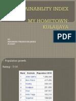 2. My Hometown Sustainability