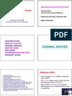 3-CRANIAL NERVES