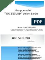 Joc Secund