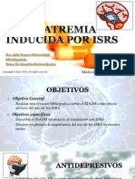 Hiponatremia Isrs v.d