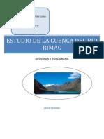 Estudio de La Cuenca Del Rio Rimac Mtra (1)