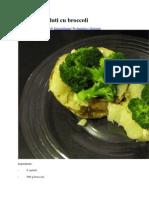 Cartofi Umpluti Cu Broccoli