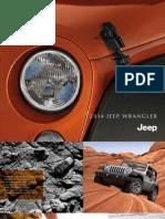 2014 Wrangler Brochure