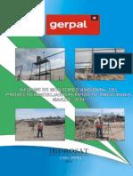 Informe de Monitoreo Ambiental - GERPAL S.a.C.