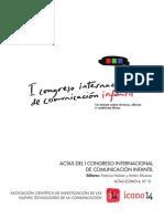 I Congreso Internacional de Comunicación Infantil
