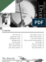 Drums - Absolute Beginners