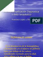 21 -Tratamienton de Anemia Ferropenica