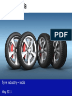 Competiors Analysis of Tyre Industry