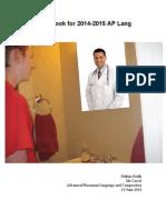 Guidebook for AP LANG