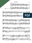 Pavane Flute Duet