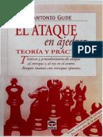 102901895 Antonio Gude El Ataque en Ajedrez Teoria y Practica