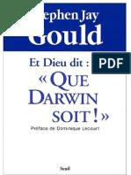 Et Dieu Dit_ _Que Darwin Soit!_ - Stephen Jay Gould
