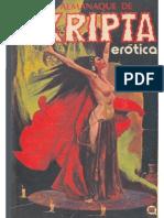 Kripta Especial Almanaque Erotica - 03. 1978
