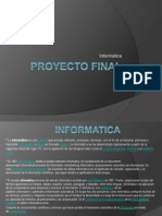 Proyecto Final