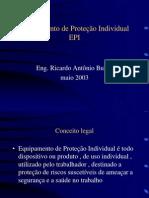 apresentação+EPI