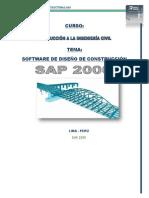 SAP2000[1] Rabajo Introduucion