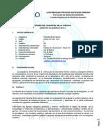 MEDICINA Filosofìa de La Ciencia Prof. Castillo Mostacero