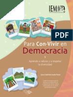 Para Vivir en Democracia