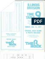 CRI&P IL Div TT #9 Aug 21 1977