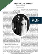 Elisabeth Dobrzensky Von Dobrzenicz ''Empress of Brazil'' - PDF 2