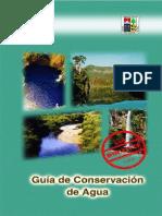 Guia de Conservacion de Agua