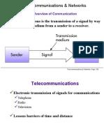 Komputer Telecommunications Network