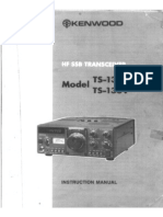Kenwood TS-130S - V Instruction Manual