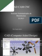 CAD CAM CNC