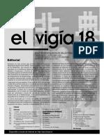 Vigia- EP, Olvido de La Salud Pública