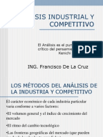 Analisis Industrial y Competitivo
