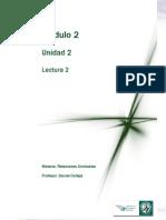 Lectura 2 - Estructura Organizacional y Leyes