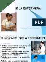 Roles de La Enfermera