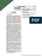 Ampliación de Suspensión de Petitorios Mineros en Puno
