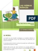 Las Normas Morales (1)