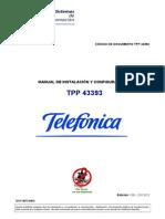 Manual de Instalación y Configuración