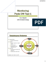 4. Monitoring DM