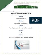 AUDITORIA INFORMATICA 1