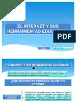 El Internet y Sus Herramientas Educativas