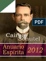 Anuario Espírita 2012