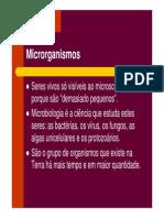 micróbios