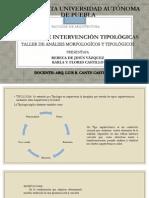 Escalas de Intervención Tipológica 7